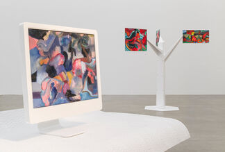 Apple Sauce in Paradise, installation view