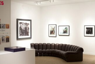 It's Just a Shot Away - The Rolling Stones in Photographs, installation view