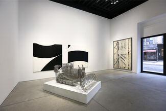Ballet Mécanique, installation view