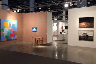 Sies + Höke at Art Basel in Miami Beach 2015, installation view