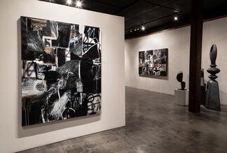 Margaret Glew - solo exhibition, installation view