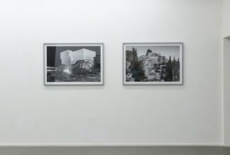 "Eli Singalovski: ""Sunbreakers"", installation view"