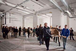 Anticipation 3: Simon Fujiwara, New Pompidou, installation view
