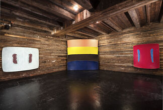 Ron Gorchov: Works from the 1970s, installation view