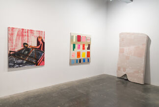 Ezra Johnson 'It's Under the Thingy', installation view