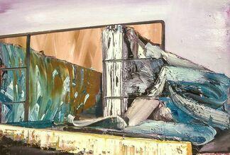 Dan Maciuca & Veres Szabolcs - The Flesh of Things. Un-painting the Romantics, installation view