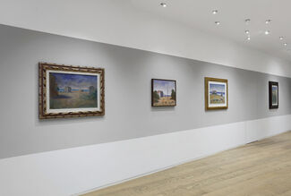 Morandi Balla de Chirico and Italian Painting: 1920 - 1950, installation view