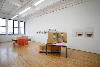 Peter Power, Later in the Afternoon, installation view