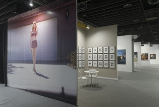 Castor Gallery at VOLTA NY 2018, installation view