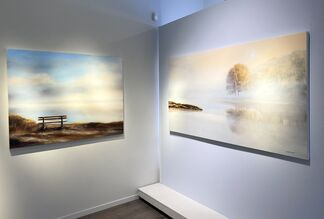 """JANE BRONSCH, """"Stop and Feel"""", installation view"""