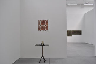 THE WAREHOUSE Parallel Views: Italian and Japanese Art from the 1950s, 60s, and 70s, installation view