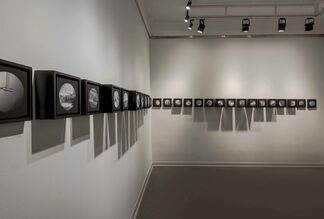 The Earth is an Imperfect Ellipsoid, installation view