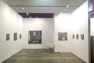 Pontone Gallery at KIAF 2017, installation view