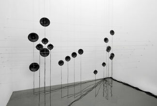 Tensioni Strutturali #1 curated by Angel Moya Garcia, installation view
