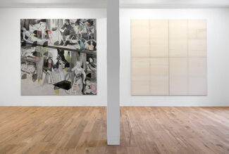 Spezifikation #18: No need to hashtag me when I´m posting, installation view