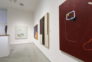 Abstraction: 1960s to Today, installation view