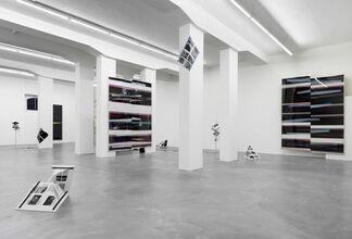 Walead Beshty, installation view