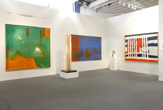 Hollis Taggart Galleries at The Armory Show 2016, installation view