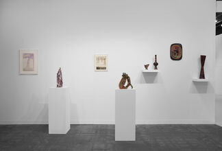 Repetto Gallery at The Armory Show 2020, installation view