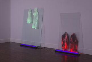 Keith Sonnier. Castelli Warehouse 1970/Castelli Gallery 2015, installation view