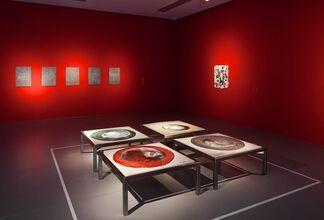 Stefan Hildebrandt Contemporary at art KARLSRUHE 2014, installation view