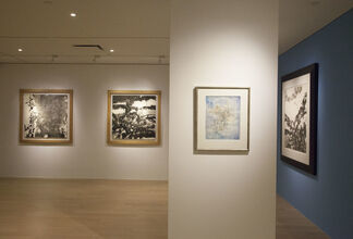 Zao Wou-Ki: Ink and Watercolor, installation view