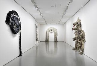 Moffat Takadiwa: Say Hello to English, installation view