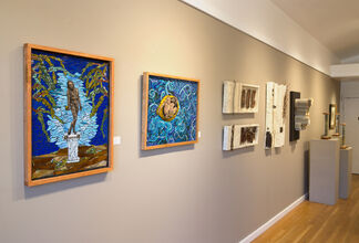 Coexisting Realities, installation view
