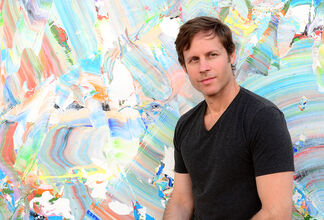 "Robert Standish ""Aspect Dawning"", installation view"