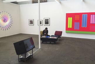 Galeria Senda at Art Brussels 2016, installation view