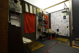 "KANEKO Tomiyuki ""Savage Deities"", installation view"