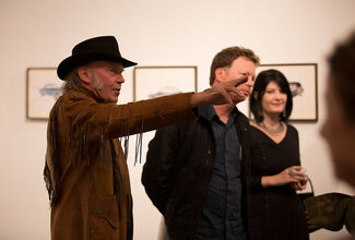 Neil Young : Special Deluxe, installation view