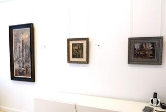 Nell Bradshaw: A Major Retrospective, installation view