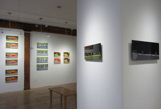 Peripheral Visions, installation view