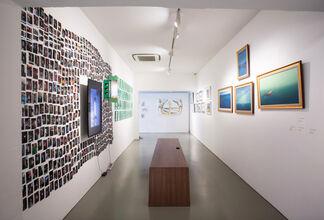 Same: Different, installation view