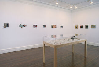 Richard Pettibone: Paintings and Drawings 1972–1994, installation view