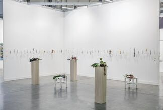 VI, VII at miart 2016, installation view