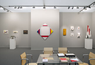 The Mayor Gallery at Frieze Masters 2017, installation view