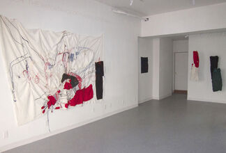 Florencia Walfisch: The Importance of Minimal Gestures, installation view