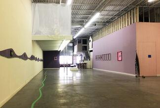Serpent Meander, installation view