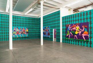 TANZ - Christoph Ruckhäberle, installation view