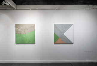 Steve Turner at Officielle 2015, installation view