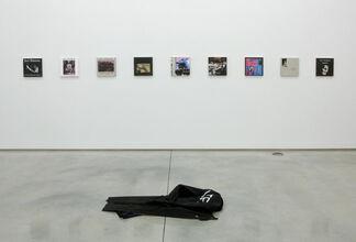 "Slater Bradley - ""if we were immortal"", installation view"