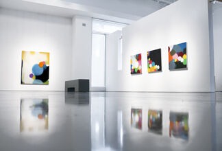 """Anda Kubis - """"Chrominance"""", installation view"""