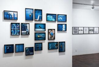 Um Galeria at ArtRio 2016, installation view