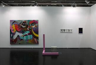 Carbon 12, Dubai at Vienna Fair 2014, installation view