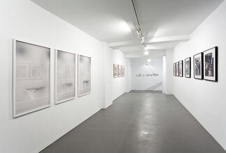Cuerpos, installation view