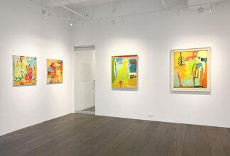 Chloë Lamb: New September, installation view