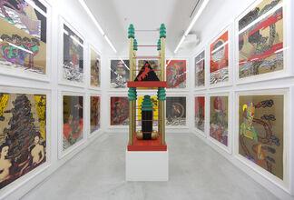 Nanzuka at Frieze Masters 2015, installation view