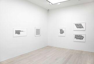 Bridget Riley // Prints 1962-2020, installation view